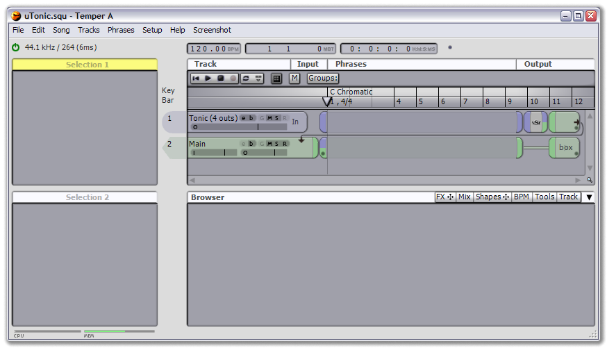 Temper: MIDI Output From a VST Instrument